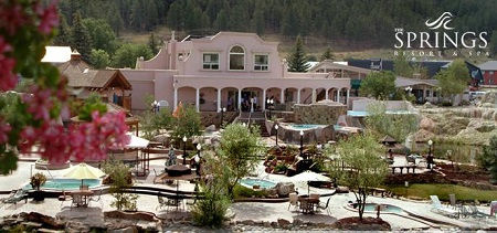 Soak it all in at a natural hot springs spa colorado for Hotel spa resort near me