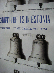 Church Bells in Estonia