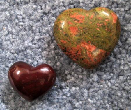 Heart Rocks (450 x 380)