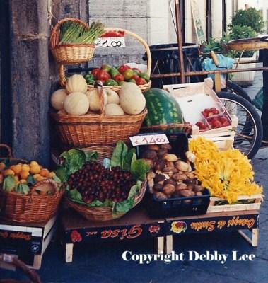 Bagnoregio Fruit Stand