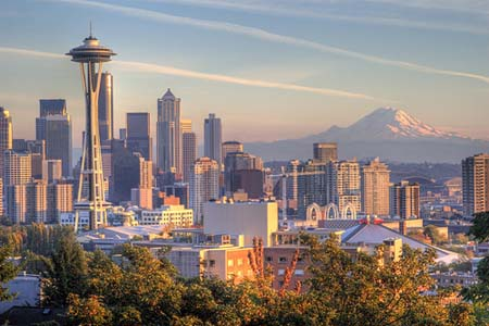 Seattle and the Northwest: A First-Time Encounter