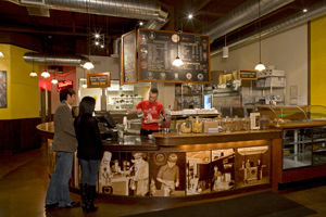 Capitol Hill Coffee: Espresso Vivace Bar at Brix