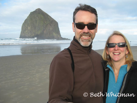 Jon & Beth Whitman Cannon Beach