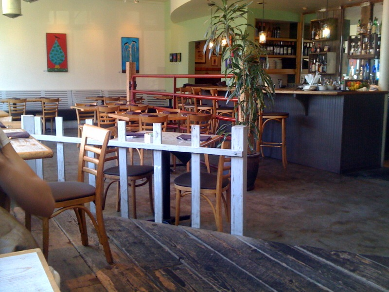 Cafe Flora: Eating Vegetarian in Seattle