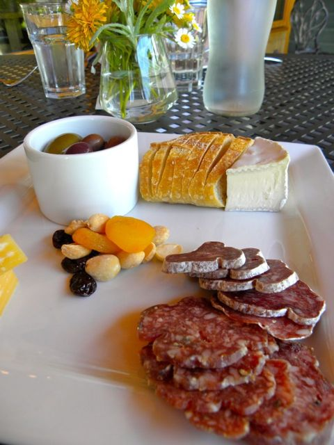 WC Reserve House Charcuterie