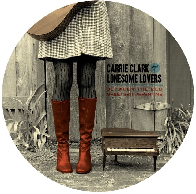Carrie Clark album cover