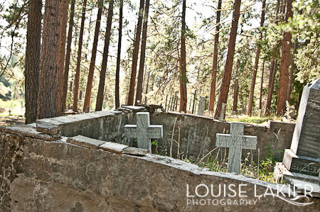 The Roslyn Cemetary, Cemetaries, Orders, Lodges, Burial Grounds, Washington
