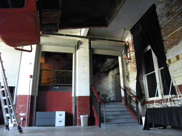 Power House Theatre Interior