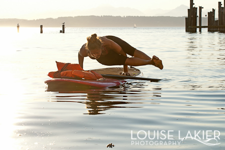 WASUP Yoga, Ballard, Hasna, Surf Ballard, Paddle Boarding, Seattle