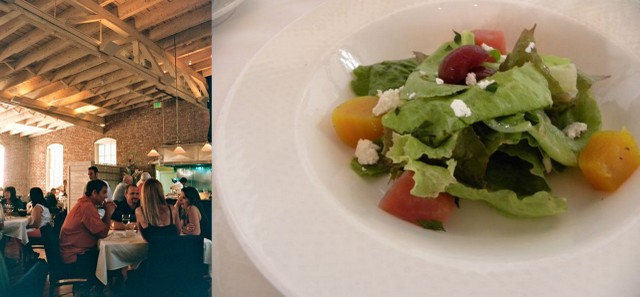 Whitehouse-Crawford Dining Room & Salad