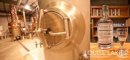 Pemberton Distillery, VCMBC, British Columbia, RV Tripping, Pemberton Potato Vodka, Scramm Vodka, Schramm Gin