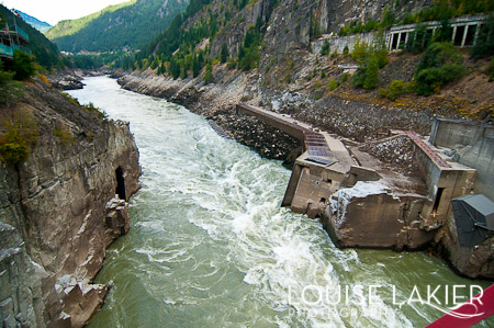 CMBC, British Columbia, RV Tripping, Canada, Salmon Fisheries, Simon Fraser