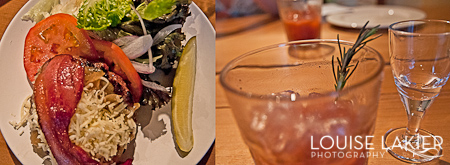Mile One Eating House, Pemberton, British Columbia, Canada, Restaurants
