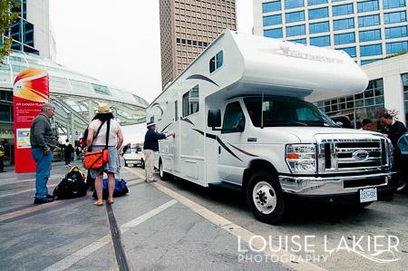 Road Trip, VCMBC, British Columbia, Vancouver, Canada Place, Canada, Recreation Vehicle