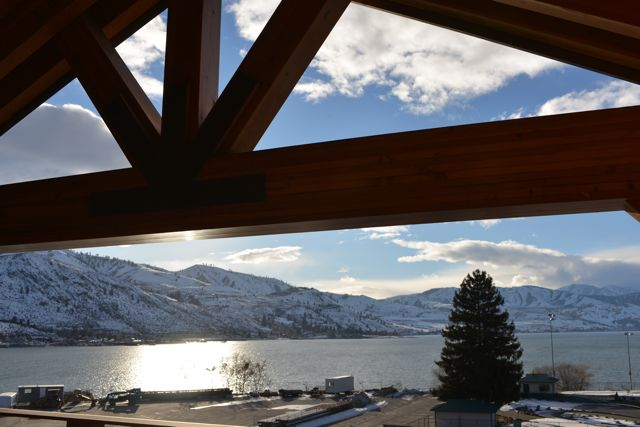 A Winter Wine Getaway at Lake Chelan