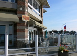 Beach Cafe at Carillon Point in Kirkland