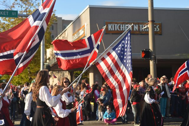 Syttende Mai in Seattle