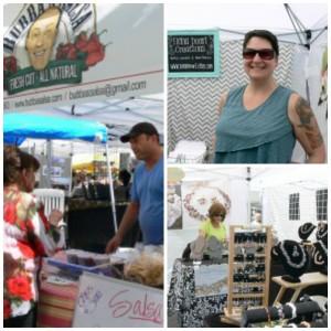 Garden Market vendors