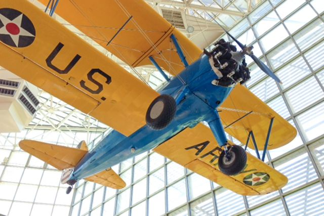 Fun for Kids and Adults at Seattle's Museum of Flight