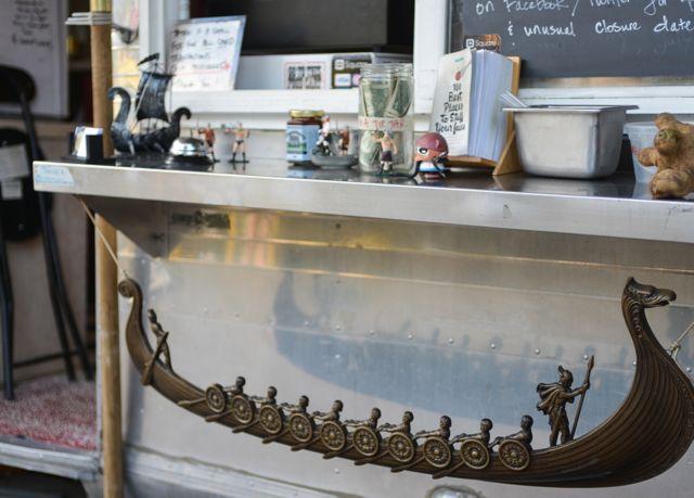 Viking Soul Food Decor