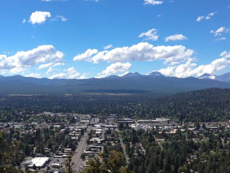 Returning to Bend, Oregon, One Year Later