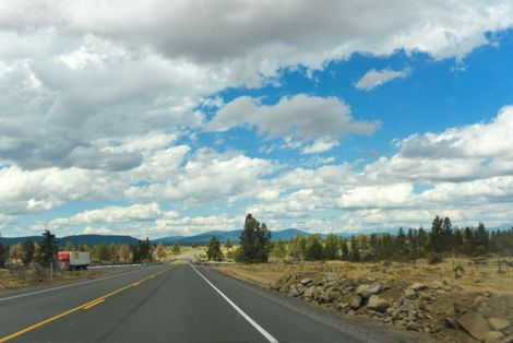 Returning to Bend, Oregon, One Year Later - The Flying Salmon - The