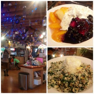 Blueberry Hill in Manson, WA