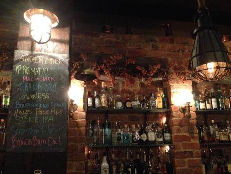 Cask and Schooner Bar