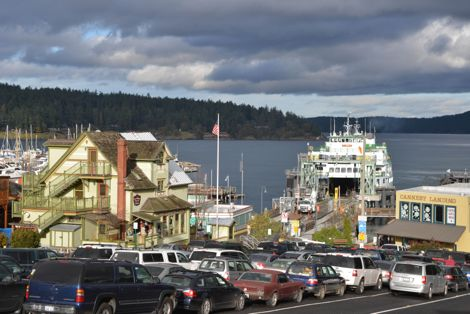 Friday Harbor Ferry Line