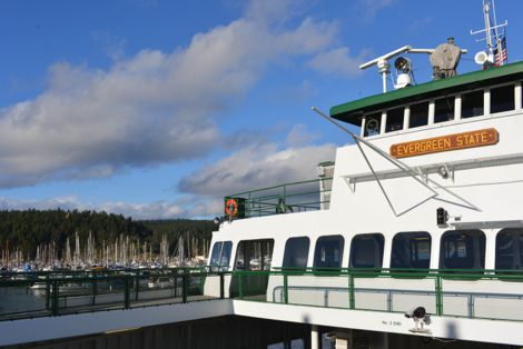 Friday Harbor Ferry