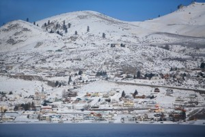 Winter in Chelan