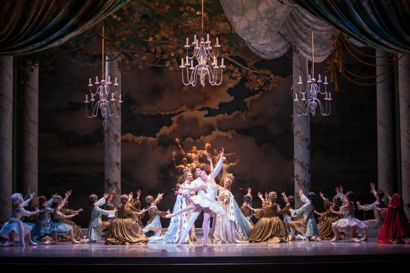 The Sleeping Beauty shines at Pacific Northwest Ballet