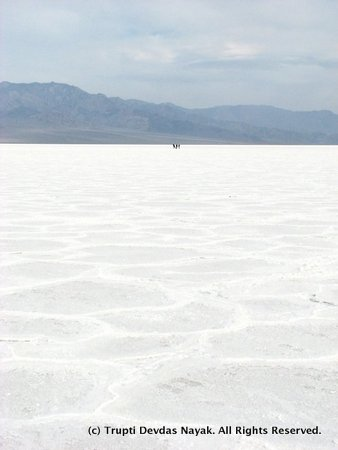 Badwater Flats Death Valley National Park