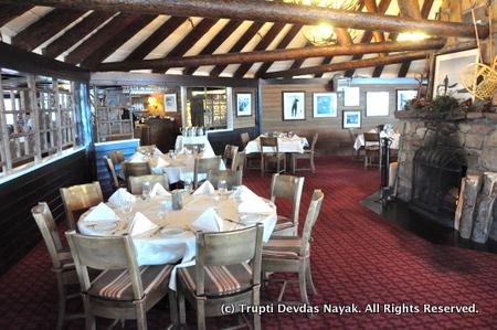 Roundhouse Restaurant Sun Valley