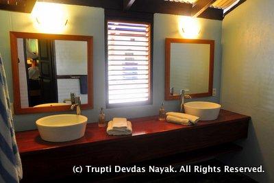 Blue Osa Bathrooms