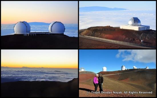 Sunset from Mauna Kea Big Island Hawaii