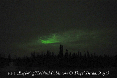 North Star Adventures Aurora Hunting Tour Yellowknife