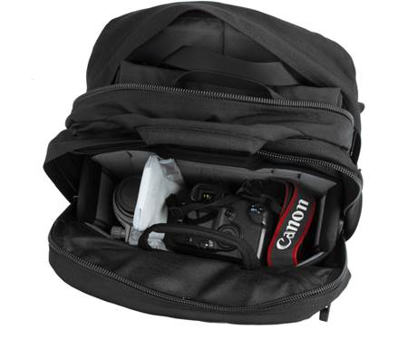 Brain Bag and Camera I-O