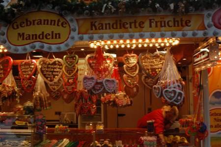 Berlin Christmas Market Shop