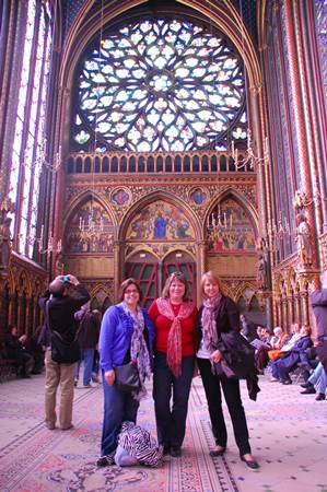 The Ultimate Girly-Girl Trip La Sainte-Chapelle