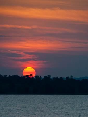 Sunset Safari at Kabini