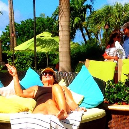 Sun Kissing Skin in Aruba