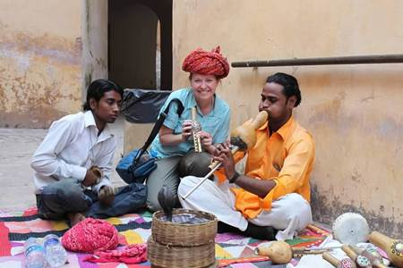 India Snake Charmers