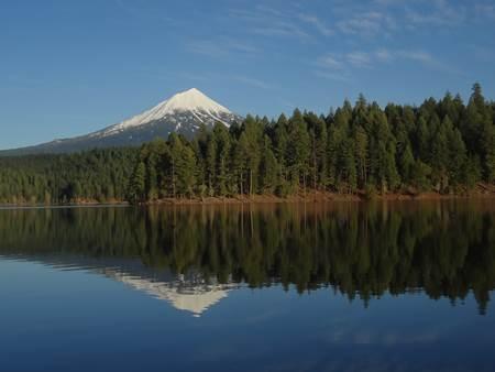 Mt. Mcloughlin Oregon