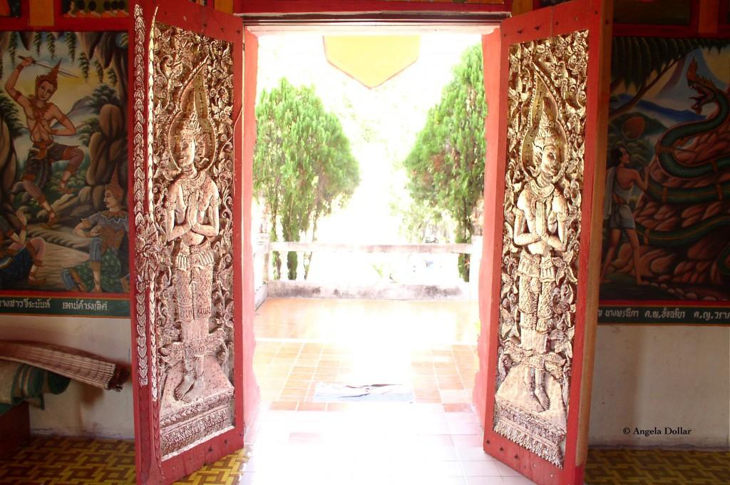 Temple Doors