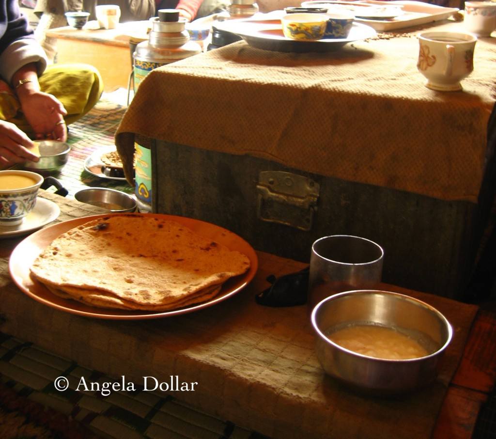 ladakhi table