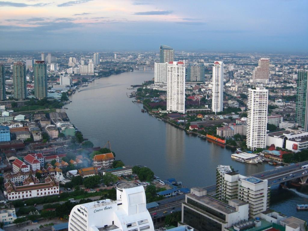 lebua state tower bangkok
