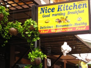 Chiang Mai's Nice Kitchen should be known as Awesome Kitchen