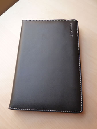Gear Review: Eco-Vue Kindle 2 Cover by Marware