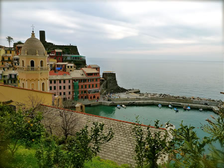 Endangered Places: Italy's Cinque Terre